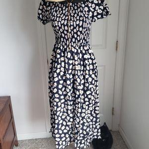 Daisy bobo dress